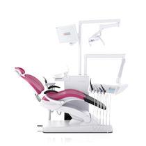 Unidad dental con sistema de higiene / con portainstrumentos / con monitor