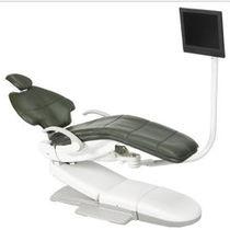 Brazo para monitor montado en barra / para odontología