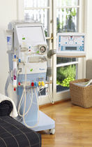 Máquina de hemodiálisis doméstica