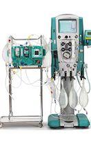 Sistema de diálisis con albúmina para insuficiencia hepática