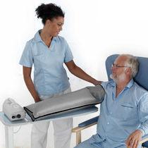 Electroestimulador / unidad de presoterapia para brazos / unidad de presoterapia para piernas / de mesa