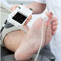 Doppler de bolsillo / con cardiofrecuencímetro / con pletismógrafo / ITB