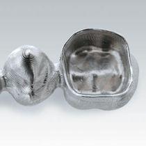 Material dental de titanio / CAD CAM / para corona / para puente dental