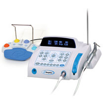 Unidad de control para micromotores para cirugía dental / eléctrica / de mesa / set completo