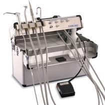 Unidad de tratamiento dental con portainstrumentos / portátil
