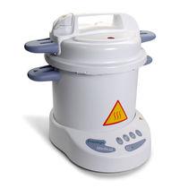 Esterilizador para odontología / de vapor / portátil