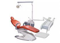 Unidad de tratamiento dental con portainstrumentos / con luz