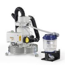 Sistema de vacío para odontología / de anillo líquido / seco / 3 unidades