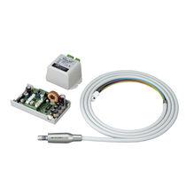 Micromotor para odontología / eléctrico / con luz LED / con chorro de agua interno