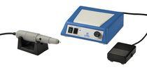 Unidad de control para micromotores de laboratorio dental / eléctrica / de mesa / set completo