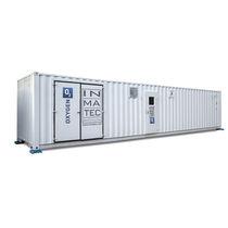 Generador de oxígeno fijo / contenedor / modular / Plug-and-Play