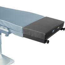 Reposacabezas / para mesa de operaciones / radiotransparente / antiestático