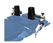 Soporte para hombros / para mesa de operaciones / de altura regulable / ajustable