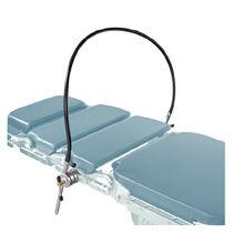 Arco de anestesia para mesa de operaciones / flexible