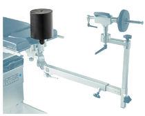 Cojín de sujeción lumbar / para mesa de operaciones / cilíndrico