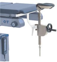 Reposacabezas / para mesa de operaciones / de altura regulable