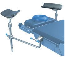 Apoyacodos / para mesa de operaciones / de altura regulable / ajustable