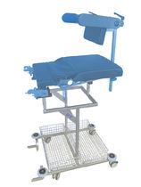 Carro multifunción / para accesorios de mesa de operaciones / con canastas