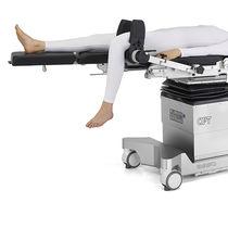 Soporte para rodillas / para mesa de operaciones / para artroscopia / ajustable