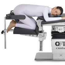 Sistema de posicionamiento para mesa de operaciones / del paciente / lateral