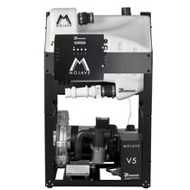 Bomba de vacío para odontología / sin aceite / 5 unidades