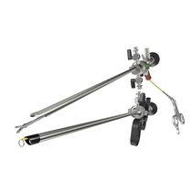 Endoscopio cistouretroscopio / recto / con canal operador / pediátrico
