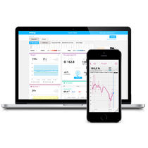 Aplicación para iOS de telemonitorización del estado de salud / de gestión / médica