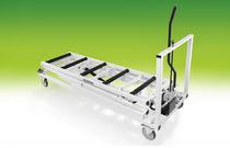 Carro de almacenamiento / de carga / mortuorio / para ataúdes