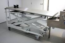 Carro de embalsamamiento / de transporte / de carga / mortuorio