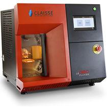 Sistema de preparación de muestras de laboratorio / para espectrometría XRF / automático / por fusión