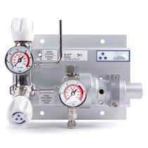 Colector para gas médico para gas / de laboratorio