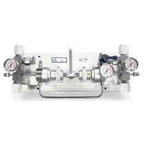 Colector para gas médico para gas / de suministro / de laboratorio
