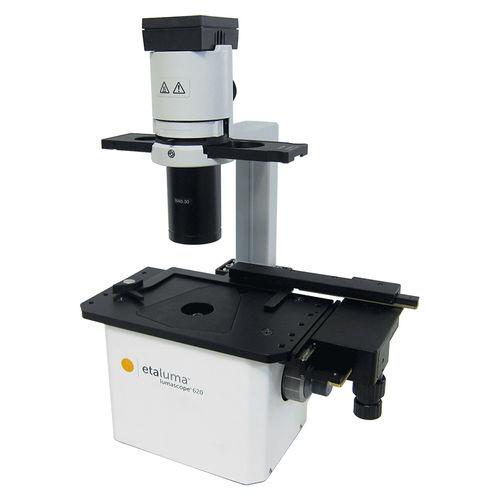 microscopio de laboratorio / para biología / óptico / compacto