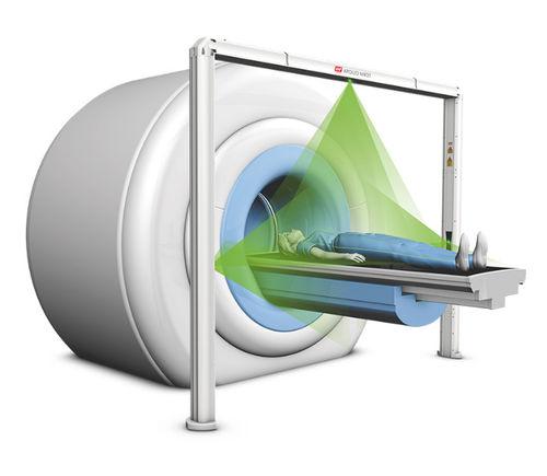 láser de alineación del paciente para resonancia magnética / verde / rojo / azul