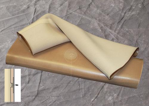 funda para prótesis de pierna