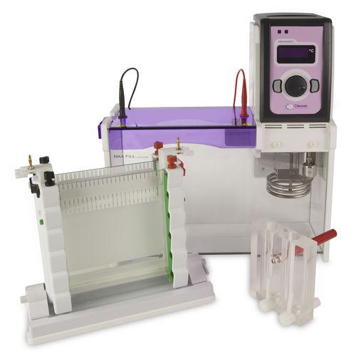 sistema de electroforesis para ADN - Cleaver Scientific