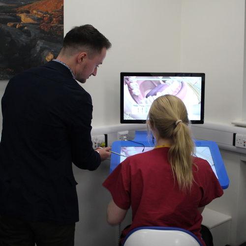 simulador de formación - HRV Simulation