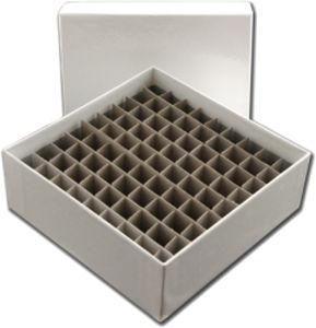 recipiente para muestras para almacenamiento / para tubos de ensayo / de polipropileno / de congelación