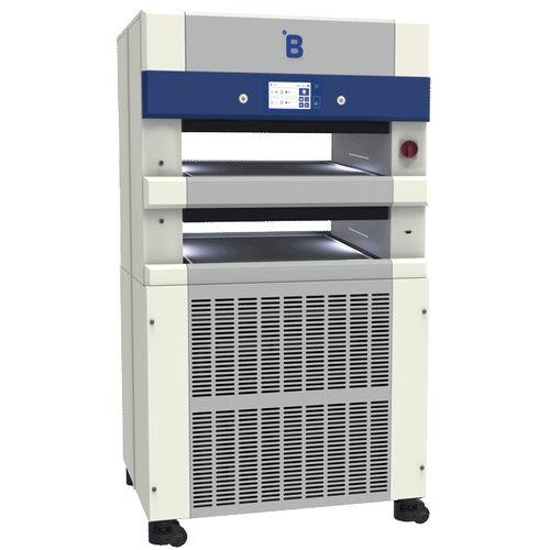 congelador para plasma sanguíneo - B Medical Systems