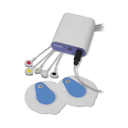 Electrocardiógrafo para prueba de esfuerzo / para PC / 2 canales / inalámbrico ergoline 2  Ergoline