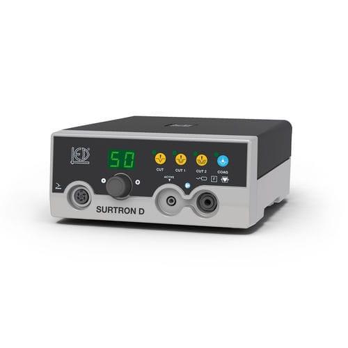 Bisturí eléctrico corte monopolar / coagulación monopolar / de radiofrecuencia / para cirugía SURTRON® 50D LED