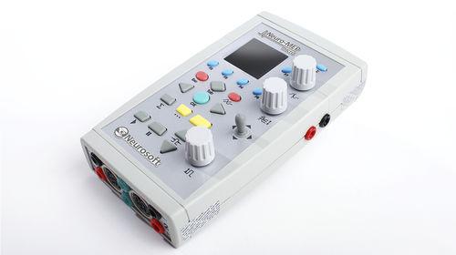Electromiógrafo digital / portátil / con potenciales evocados / 2 canales Neuro-MEP-Micro Neurosoft