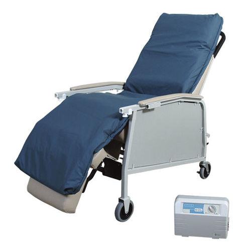 Cojín de asiento / para silla de traslado / inflable / antiescaras Sapphire Geri Air™ Sizewise