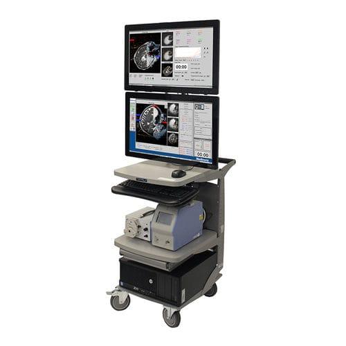 sistema de ablación láser para termoablación láser de tumores cerebrales / guiado por IRM