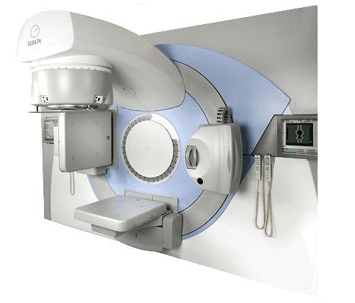 Acelerador lineal de particulas radioterapia guiada por imagen / con mesa de posicionamiento robotizado Synergy® Elekta