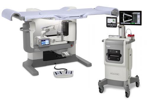 sistema de biopsia de seno / guiado por radiografía