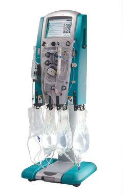 Máquina de hemofiltración Prismaflex eXeed™ Gambro