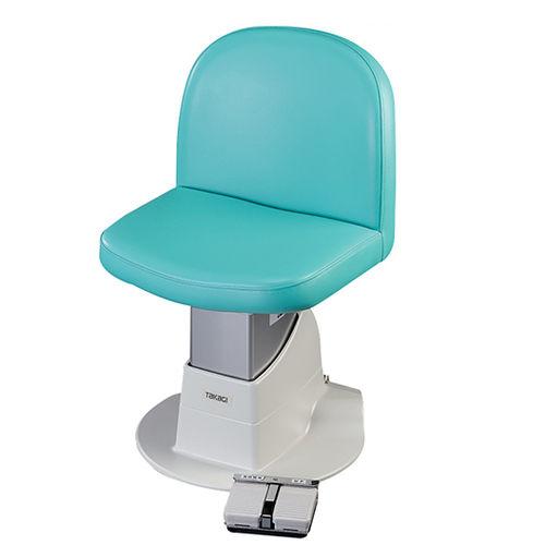 sillón de reconocimiento de oftalmología / eléctrico / de altura variable / 2 secciones