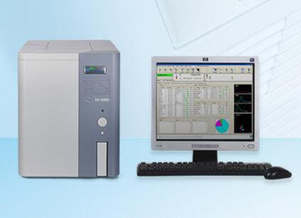 analizador de hematología 24 parámetros / con distribución leucocitaria / automático / para el hombre