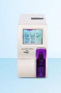 analizador de hematología en 3 poblaciones / 24 parámetros / automático / para el hombre